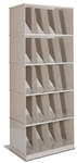 Shelf (1 tier) for Stackable X-Ray Shelving Unit