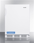 AccuCold AL650BI Undercounter Built-In Refrigerator/Freezer
