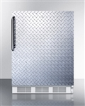 ADA Freestanding Refrigerator-Freezer with lock