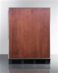 ADA Built-In Undercounter Refrigerator/Freezer