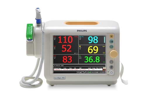Philips suresigns vs3 monitor – gopher medical, inc.