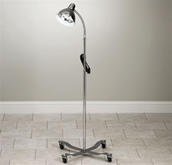 Clinton Gooseneck Exam Lamp with Mobile Base