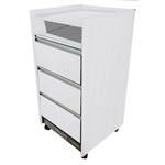 Pivotal Health Signature Spa Series T300 Trolley Cart
