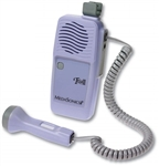 MedaSonics TRIA II Handheld Doppler, Non-display, Interchangeable