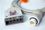 Philips 12 pin Trunk Cable for ECG M1520A