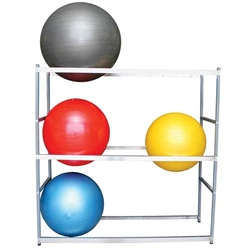 Therapy Ball Storage