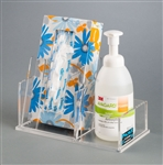 Poltex Tissue/ Hand Sanitizer Station