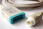 Philips M1949A EKG Trunk Cable