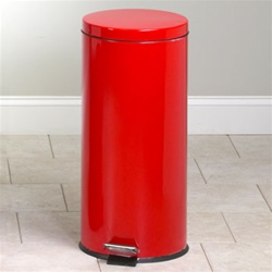 Clinton Large Round Waste Receptacle