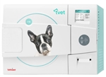 Tuttnauer TVET 11E Large Capacity Fully Veterinary Automatic Autoclave (w/ Printer)