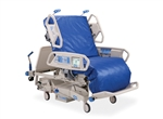 Hill Rom TotalCare® P500 Intensive Care Hospital Bed (Refurbished)