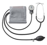 AnD Aneroid Blood Pressure w/ Stethoscope