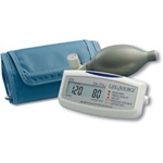LifeSource Digital Blood Pressure Monitors with MEDIUM Cuff, Mini Manual Inflate