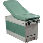 UMF 5190 Exam Table (Std. Premium Top/500lb.capacity/5 year warranty) Pelvic Tilt is now an option