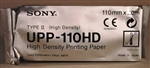 Sony UPP-110HD Printer Paper