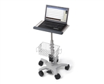 VectraplexECG System V100100 w/ ECG, Software, Rolling Stand & Laptop