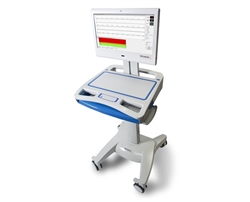 Vectraplex Hospital ECG System Package V100900 (ECG, Touchscreen Monitor, Mobile Stand, Mouse, Keyboard & Software)