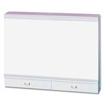 Two Bank X-Ray Radiology Viewbox Illuminator