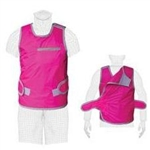 Techno-Aide Female Vest Wrap