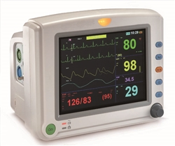 "VI-8080P 8"" Multi-parameter Patient Monitor"