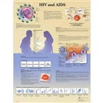 HIV and AIDS Chart
