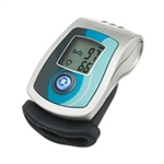 PulseOx 6000 Finger Unit - Blood Oxygen Saturation/Heart Rate Spot Monitor