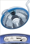 "<!005>System Two MH 20"" Wall Mounted Surgery Light"