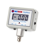 Digimano 1000 Pressure Vacuum Meter - Range of 199.9 mmHg and 199.9 H2O, Accuracy of 0.25%