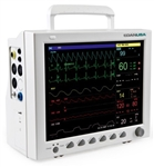 Edan iM8 Patient Monitor w/ Edan G2 Sidestream CO2