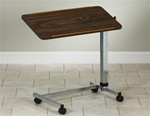 Clinton U-Base Tilt-Top Over-Bed Table