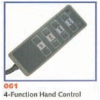 UMF 4 Function Hand Control, 4011