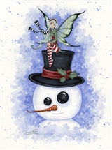Frosty Friends Card - 6 pack