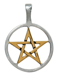 Pentagram for Balance & Harmony