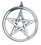 Pentagram Pendant for Achievement of Goals