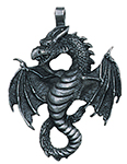 Air Dragon Pendant for Mental & Communication Skills