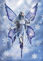 Snowflake Fairy - 6 Pack