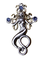 Gorgon for Feminine Wile Pendant by Briar