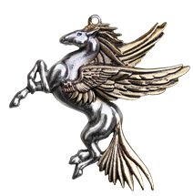 Pegasus for Divine Understanding Pendant by Briar