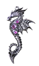 Sea Dragon for Boundless Creativity Pendant by Briar
