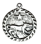 Ser Kai (Jul 2 - Jul 24) Celtic Birth Charm To Invoke Willpower