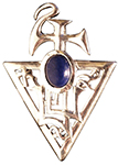 Sigil of Bether, Lapis Lazuli for Abundance
