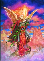 Archangel Michael - 6 Pack
