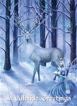 Frozen Fantasy Card - 6 Pack