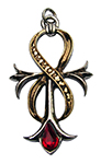 Ankh of Immortal Infinity for Life