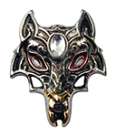 Masque of the Wolf for Supernatural Powers