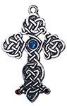 Queen Guinevere's Cross for True Love
