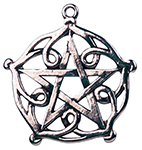 Pentagram of Brisingamen for Charm & Beauty