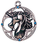 Plantaganet Unicorn for Protection & Prosperity