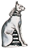Bast Cat Pendant for Independence & Protection