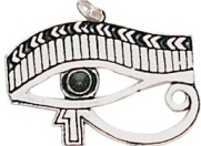 Eye of Horus Pendant for Health, Strength, & Vigour